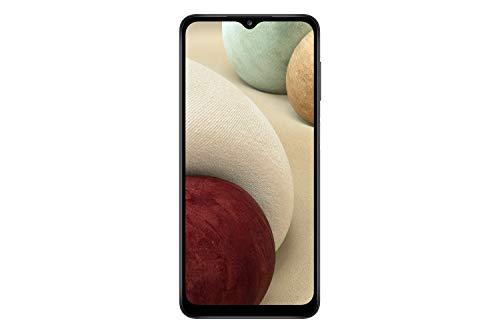 Samsung Galaxy A12 | Smartphone Libre 4G Ram y 128GB Capacidad Interna ampliables | Cámara Principal 48MP | 5.000 mAh de batería y Carga rápida | Color Negro [Versión española]