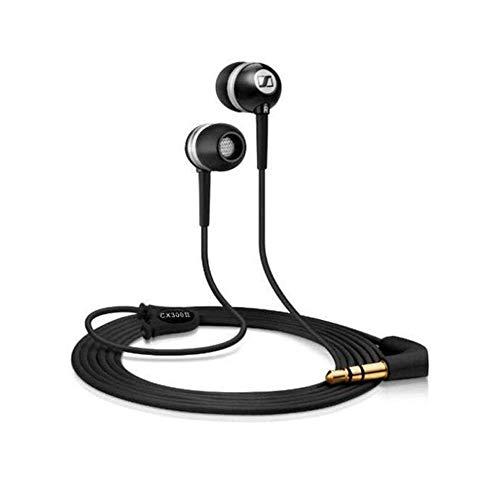 Sennheiser CX 300-II - Auriculares In-Ear (Reducción de Ruido), Negro