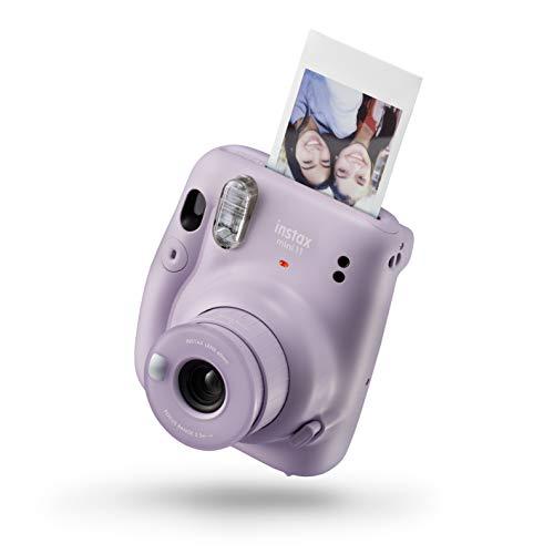 instax mini 11 - Cámara instantánea, Lilac Purple, Compacto