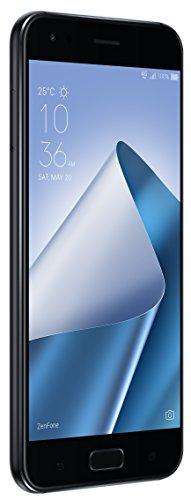 TIM ASUS ZenFone 4 SIM Doble 4G 64GB Negro - Smartphone (14 cm (5.5'), 64 GB, 12 MP, Android, 7.1, Negro)