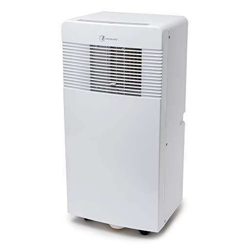 HAVERLAND IGLU-7   Aire Acondicionado Portátil   7000BTU   320 m³ / h   Bajo Consumo   3 en 1 Enfría, Ventila y Deshumidifica   Mando a Distancia   Kit Ventana Incluido
