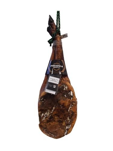 5 Kg Paleta Iberica de Cebo Pata Negra 100% Natural EXTREMADURA, Curación de 24 - 28 meses - Jamón Ibérico de cebo| INSIGNIA IBERICA
