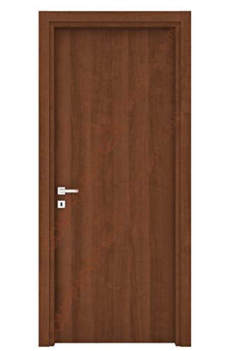 Forte PKM10021214 - Puerta plegable unisex - Adulto, blanco, 83 x 214 cm