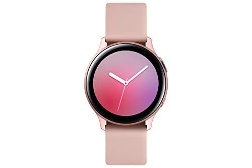 Samsung SM-R835FZDAPHE - Galaxy Watch Active 2 - Smartwatch de Aluminio, 40mm, Color Oro Rosa, LTE [Versión española]