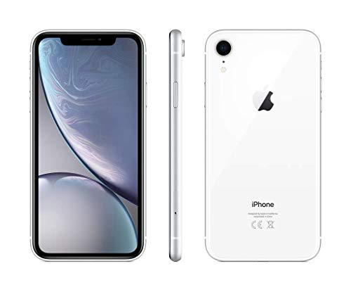 Apple iPhone XR 64 GB Blanco (Reacondicionado)