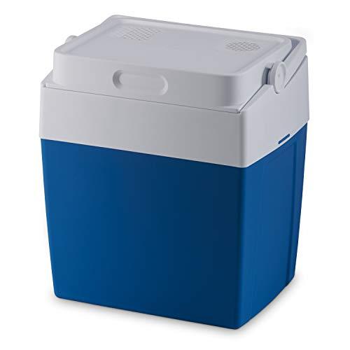Mobicool MV30/MT30, nevera portátil eléctrica de 29 litros, 12 V y 230 V para coches, camiones, autocaravanas, barcos y enchufes
