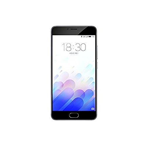Meizu M3 Note - Smartphone Libre Android (Pantalla 5.5', Octa-Core, 3 GB RAM, 32 GB, cámara 13 MP), Color Gris