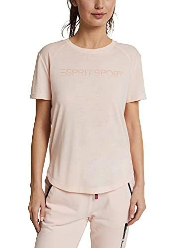 Esprit t-Shirt s-Sleeve Camisa de Yoga, 840, Medium para Mujer