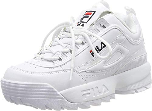 FILA Disruptor wmn zapatilla Mujer, blanco (White), 38 EU