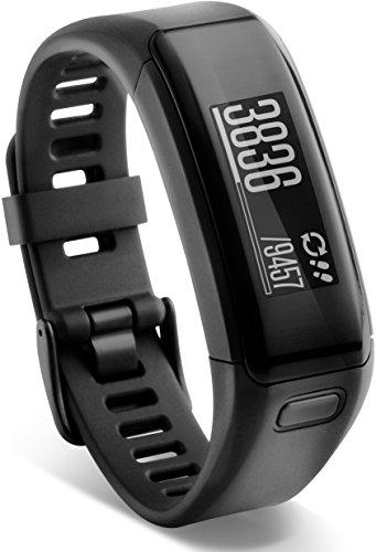 Garmin Vivosmart HR Fitness Band con Pantalla Touch, Smart Notification y Seguimiento cardiaco de muñeca (Reacondicionado Certificado)