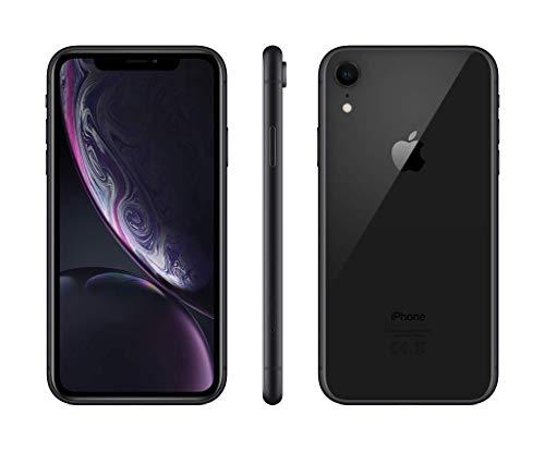 Apple iPhone XR 64 GB Negro (Reacondicionado)