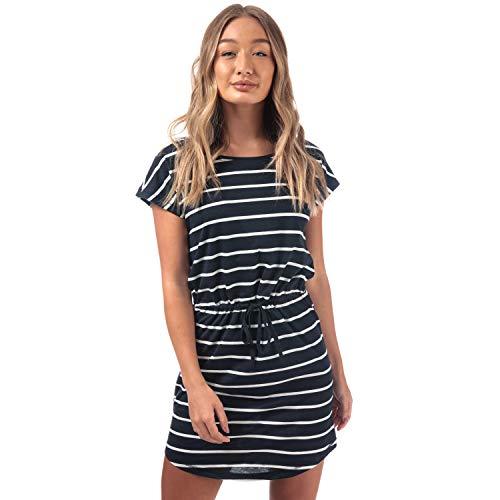 Only Onlmay S/s Dress Noos Vestido, Multicolor (Night Sky Stripes: Primo Stripe Cl. Dancer), 38 (Talla del Fabricante: Small) para Mujer