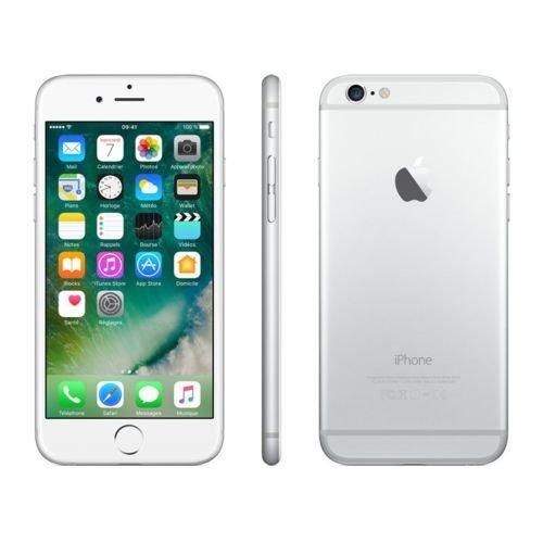 IPhone 6 16GB Plata Reacondicionado