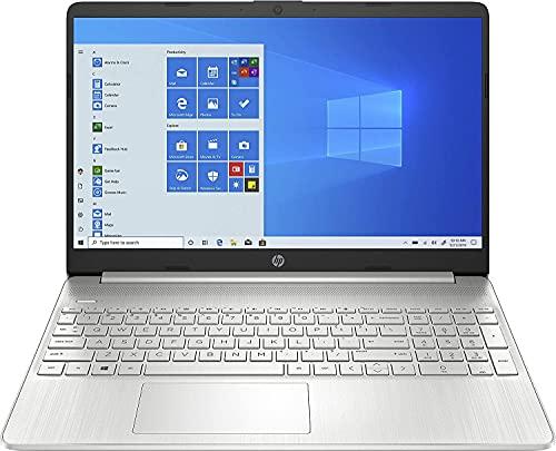 HP 15s-eq1069ns - Ordenador portátil de 15.6' FullHD (Ryzen 5-4500U, 8GB de RAM, 256GB SSD, Amd Radeon Integrated Graphics, Windows 10 ) Plata - teclado QWERTY Español