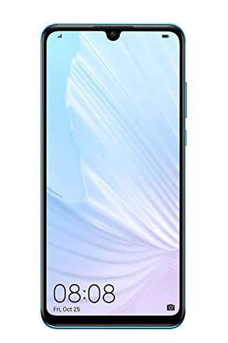 Huawei P30 Lite 128GB Hybrid-SIM Breathing Crystal [15,62 cm (6,15') LCD Display, Android 9.0, 48+8+2MP Triple Hauptkamera], Azul