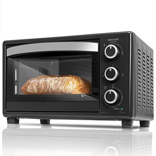 Cecotec Bake&Toast Horno Conveccion Sobremesa
