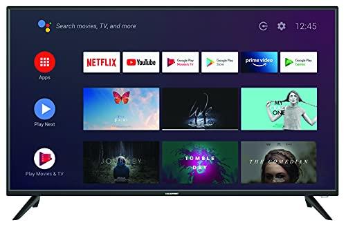 Blaupunkt Televisor Android TV LED 40' - Full HD - BA40F4132LEB, Negro