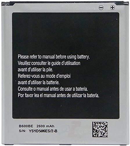 Batería compatible con Samsung S4 i9500 de 1900 mAh
