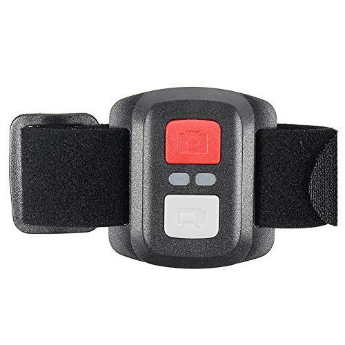 Hihey Control Remoto de la cámara Deportiva Control Remoto Universal de la cámara Impermeable para Deportes para EKEN H9 H9R H3R H8 H8R