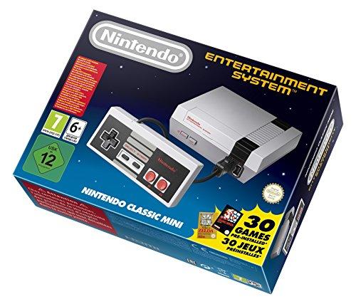 Nintendo NES - Consola Classic Mini
