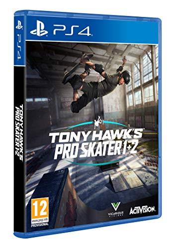 Tony Hawk's Pro Skater 1+2 PS4 (Exclusiva Amazon)
