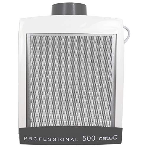 Cata Professional 500 117400 Extractor Centrífugo de Cocina, Blanco, 125W