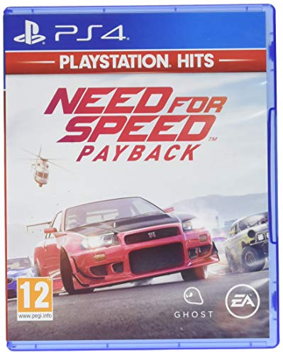 NEED FOR SPEED PAYBACK HITS PS4