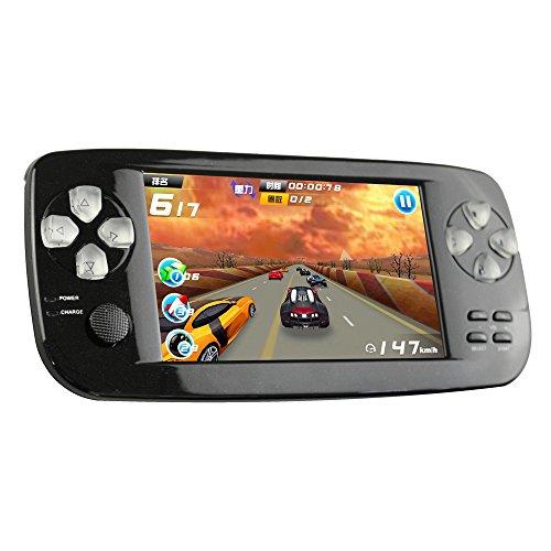 CXYP Consola de Juegos Portátil, 3000 Juegos Retro 4.3 Pulgadas 16 GB Consolas de Videojuegos Portátiles con Cámara Nueva Versión