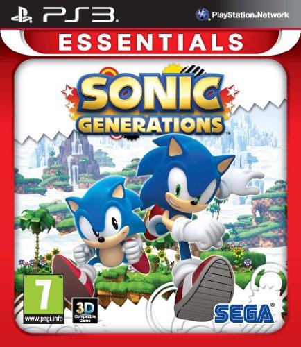 Sonic Generations: Essentials [Importación Inglesa]